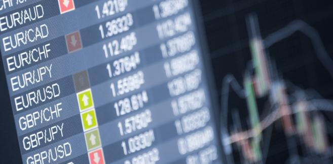 Rynek walutowy forex