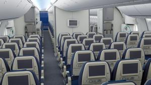 Boeing 787 Dreamliner PLL LOT. Źrodło: materiały prasowe LOT
